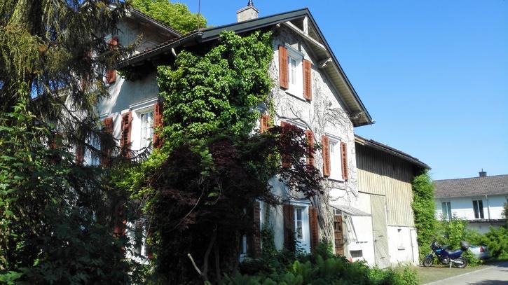 Charmante 3 Zimmer-Wohnung in zentraler u. ruhiger Lage  9010 St. Gallen Kanton:sg Immobilien
