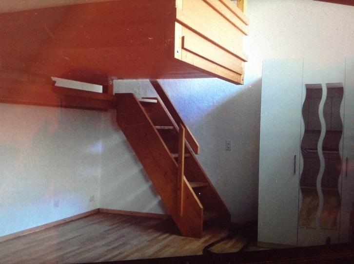 Teilmöbilierte, 2-stöckige 1-Zimmerwohnung 6433 Stoos Kanton:sz Immobilien