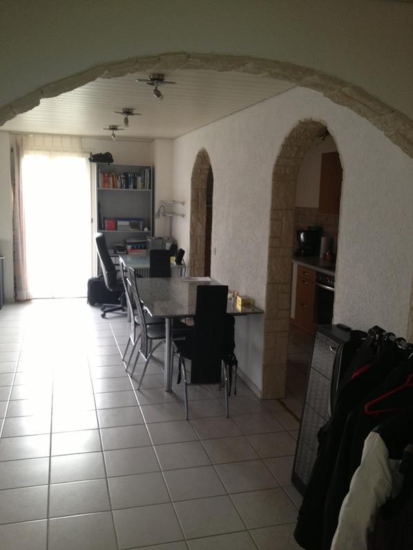 Originelle, schöne, 2 Zimmer Wohnung  4496 Kilchberg Kanton:bl Immobilien 2