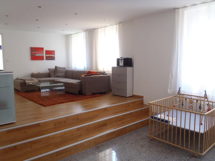 Zentrale 5 Zimmerwohnung mit Garten  8580 Amriswil Kanton:tg Immobilien