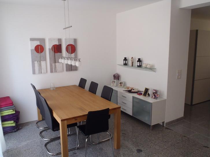 Zentrale 5 Zimmerwohnung mit Garten  8580 Amriswil Kanton:tg Immobilien 2