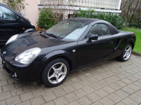 TOYOTA MR2 1.8 VVT-i