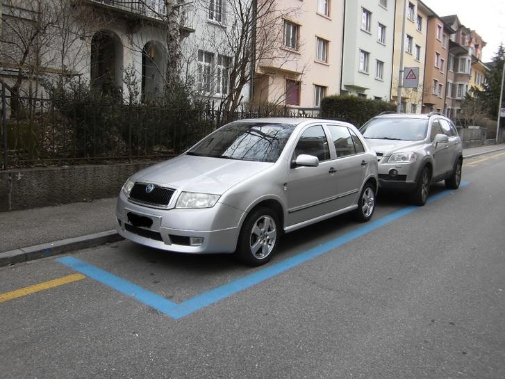 Skoda Fabia Hatchback Classic Fahrzeuge 2