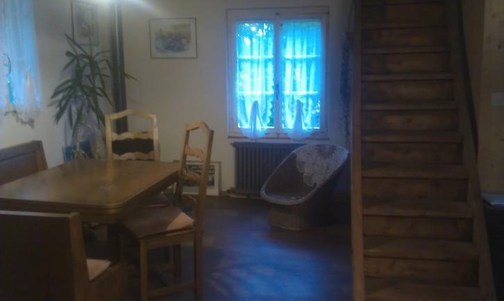 2 1/2 Zimmer Wohnung in 2 Fam. Haus 9450 Altstaetten Kanton:sg Immobilien 2