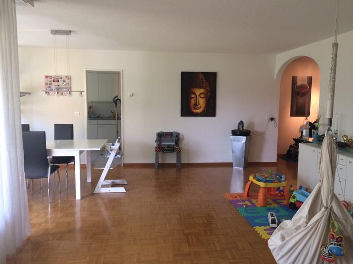 5 1/2 Zimmer Gartenwohnung EG in Adlikon b. Regensdorf 8106 Adlikon Kanton:zh Immobilien