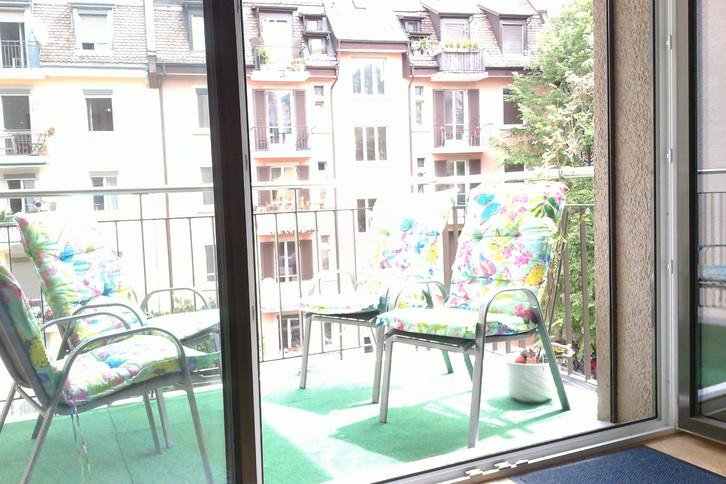 3 Zimmerwohnung mit Tiefgaragenplatz & Balkon, Zürich Kreis 3 Zürich Kanton:zh Immobilien