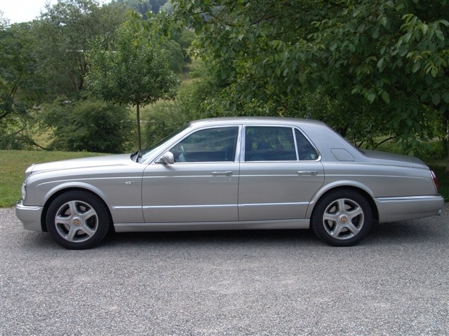 Bentley Arnage Red Label Fahrzeuge