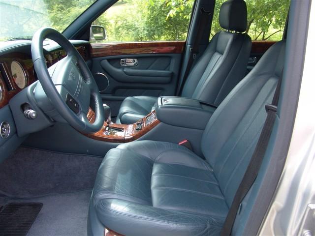 Bentley Arnage Red Label Fahrzeuge 2