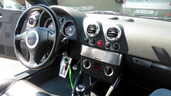 Audi TT Coupé Quattro Fahrzeuge 3