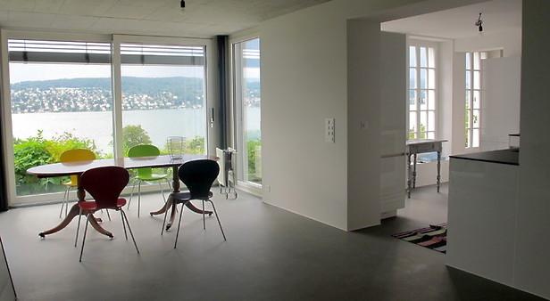 3½ Zimmer-Maisonettewohnung-Zürich-Kilchberg 8802 Kilchberg ZH Kanton:zh Immobilien 2