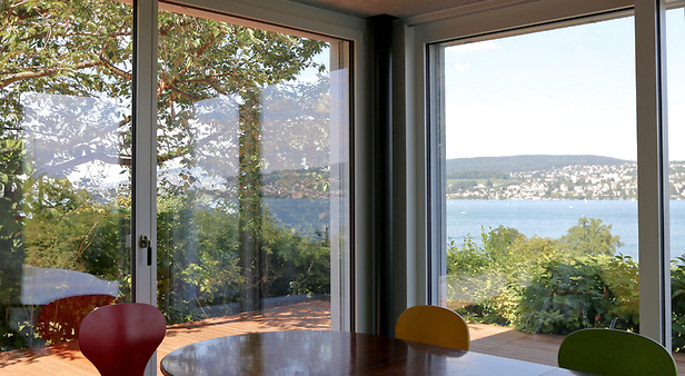 3½ Zimmer-Maisonettewohnung-Zürich-Kilchberg 8802 Kilchberg ZH Kanton:zh Immobilien 3