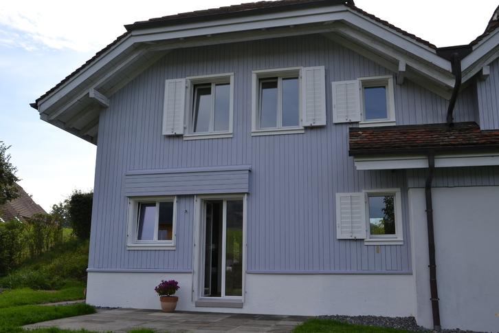 Loft-Maisonette/Hausteil im Grünen 6233 Büron Kanton:lu Immobilien