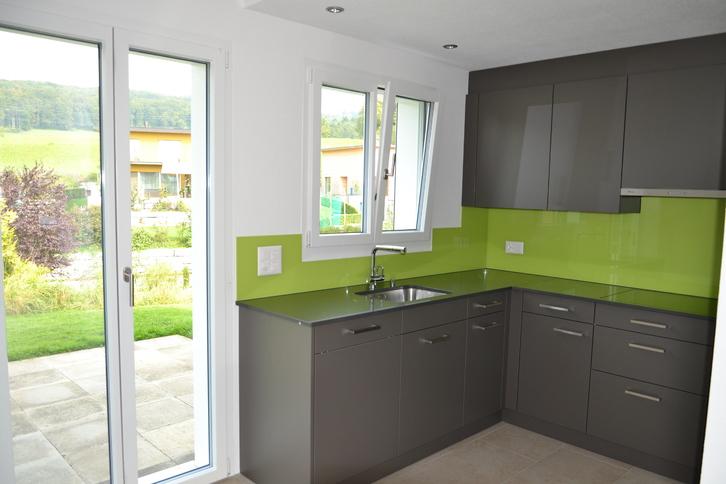 Loft-Maisonette/Hausteil im Grünen 6233 Büron Kanton:lu Immobilien 2