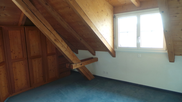 3.5-Zimmer Wohnung im Dachstock ab 1. September 2015 8610 Uster Kanton:zh Immobilien 3