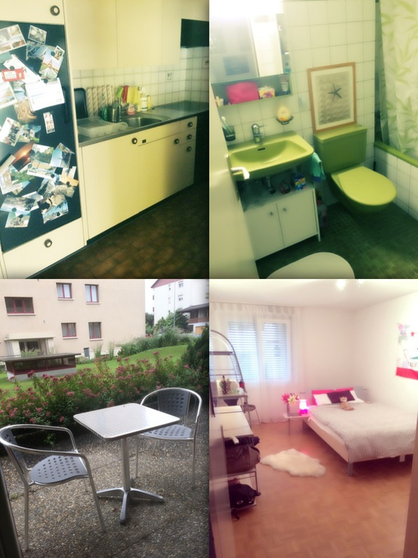 2.5 Zimmer Wohnung  8580 Amriswil Kanton:tg Immobilien