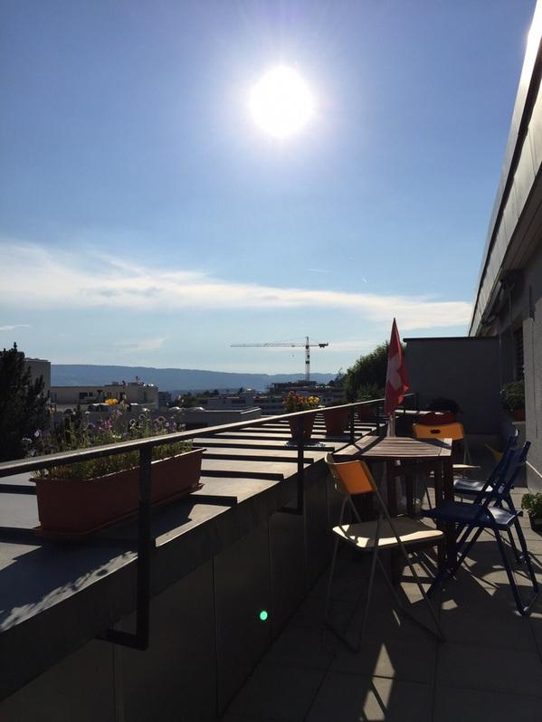 3,5 Zimmer Attika Wohnung in Zürich Höngg ab 01.08.2015  Kanton:zh Immobilien 2