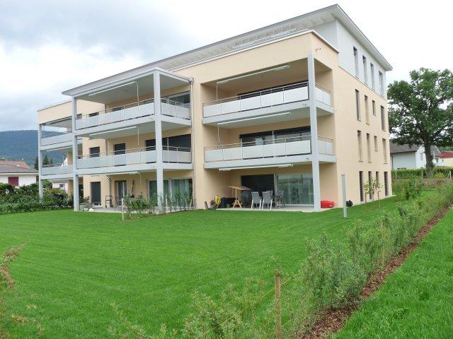 4,5 Zimmer Wohnung MFH 1. Stock Kappel 145m2 4616 Kappel Kanton:so Immobilien