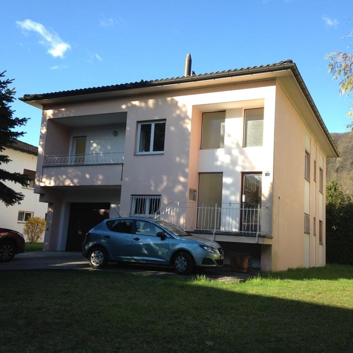 appartamento 4.5 in villetta con giardino 6500 Bellinzona Kanton:ti Immobilien