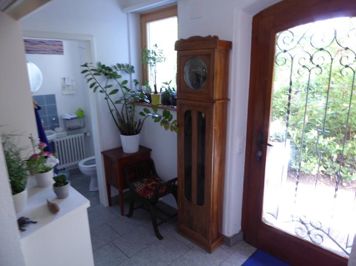 ruhige 3 ½ Zimmerwohnung mit schönem Garten 15.7.-15.12.15 7000 Chur Kanton:gr Immobilien 2