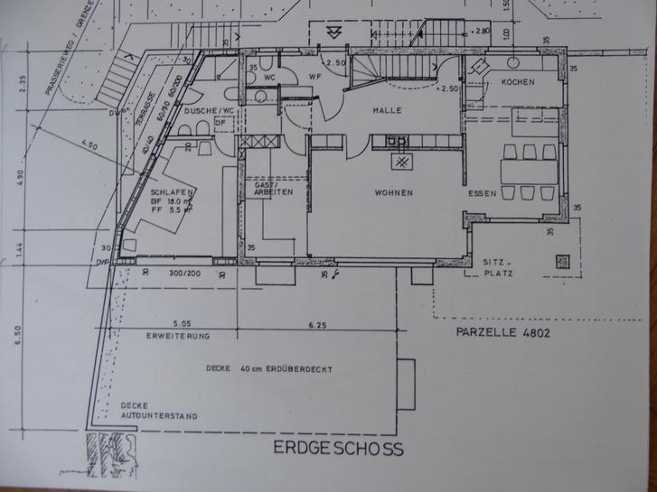 ruhige 3 ½ Zimmerwohnung mit schönem Garten 15.7.-15.12.15 7000 Chur Kanton:gr Immobilien