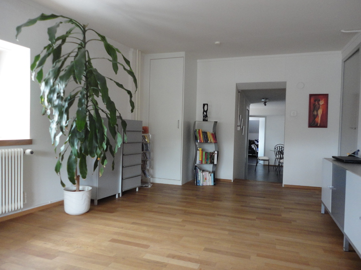 Geräumige helle 3.5 Zimmerwohnung 8213 Neunkirch Kanton:sh Immobilien