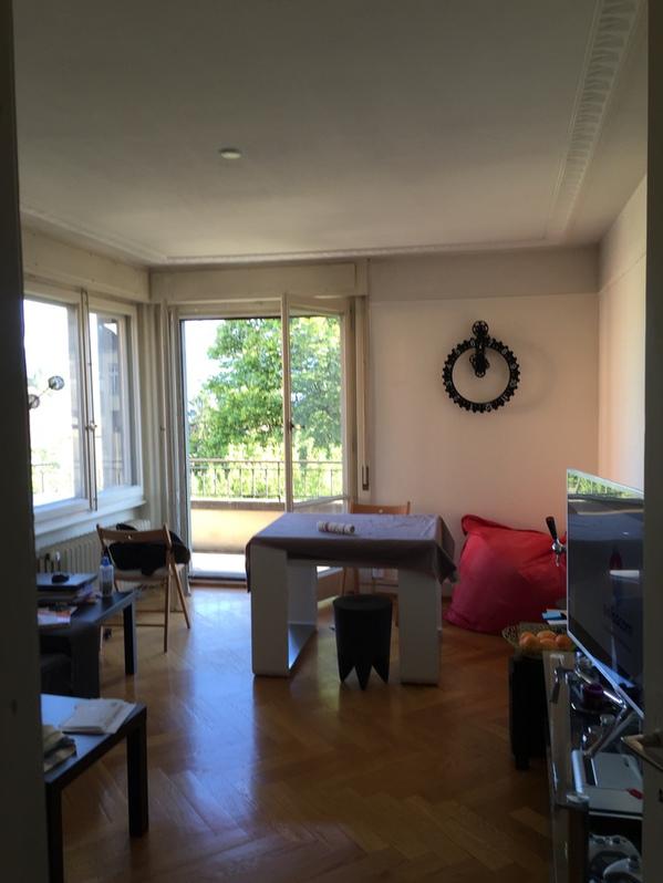 Opportunité - LAUSANNE - 2.5pièces 1006 LAUSANNE Kanton:vd Immobilien 2