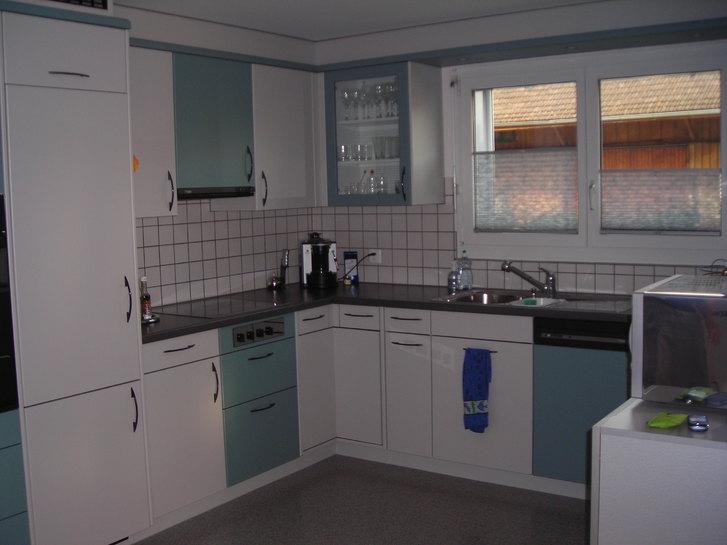 5 1/2 Zimme-Wohnung in Dreifamilienhaus 9523 Züberwangen Kanton:sg Immobilien 2