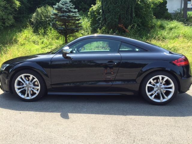 Audi TTS Fahrzeuge