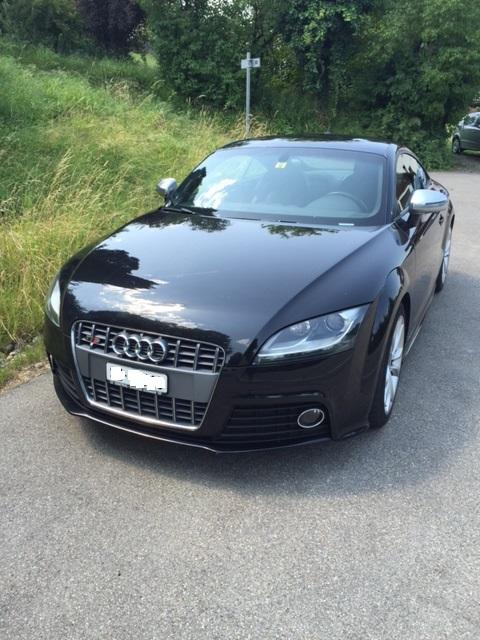 Audi TTS Fahrzeuge 2