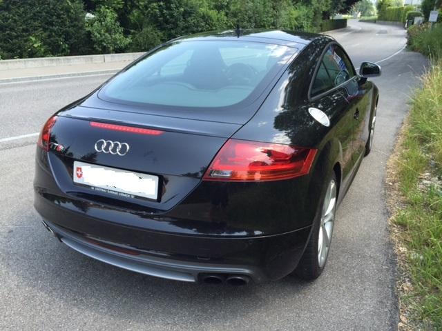 Audi TTS Fahrzeuge 3