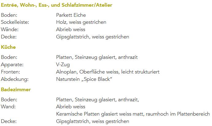3,5 Zi. Neubauwhg. ab 01.09.2015 4058 Basel Kanton:bs Immobilien 3