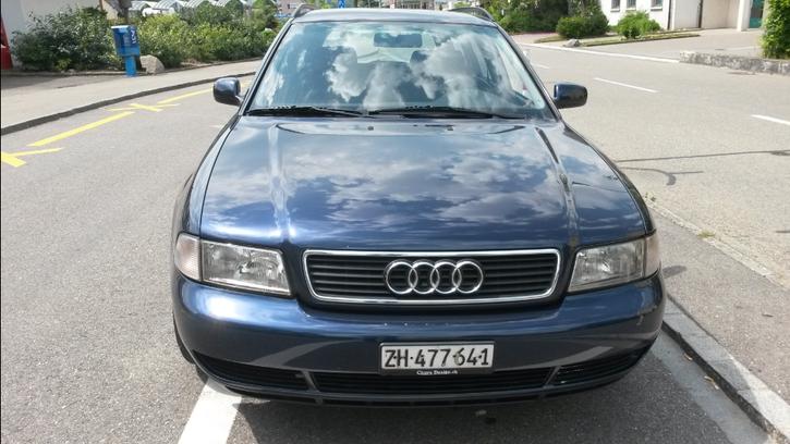 Audi A4 1.8T Fahrzeuge 4