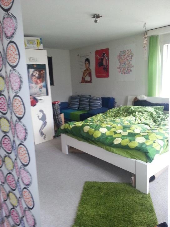 Günstige 1-Zimmerwohnung 9000 Kanton:sg Immobilien 2