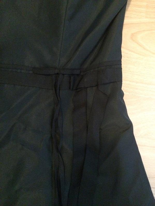 Elegantes Partykleid / Cocktailkleid in schwarz Kleidung & Accessoires 3