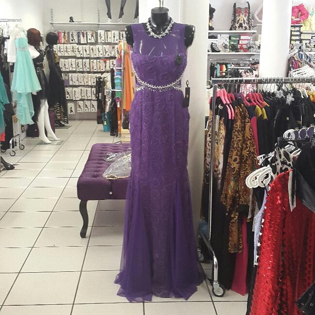 Abendkleid Kleidung & Accessoires 4