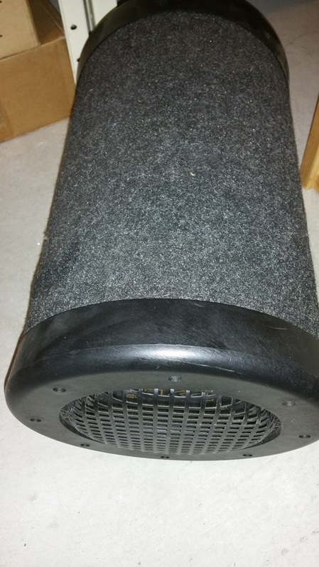 Pyle Bazooka Subwoofer TV & Audio