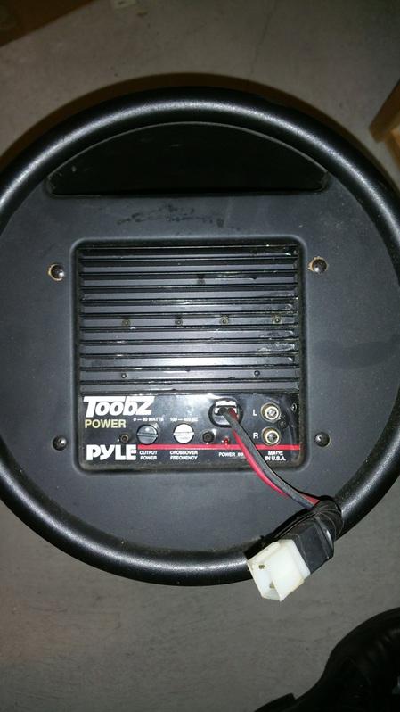 Pyle Bazooka Subwoofer TV & Audio 3