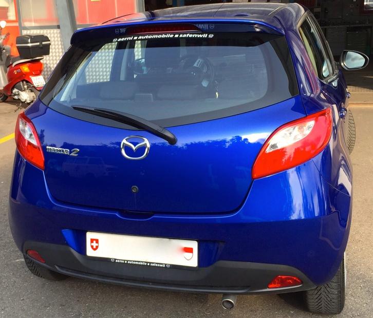 Mazda 2 1.5 Sport, 5-türig, 39500 km, Jg. 12.2008 Fahrzeuge 4