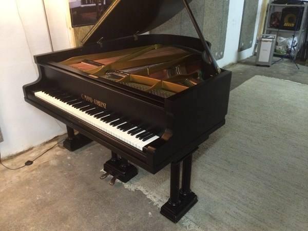 C. Mand-Coblenz Grand Piano Flügel Musik