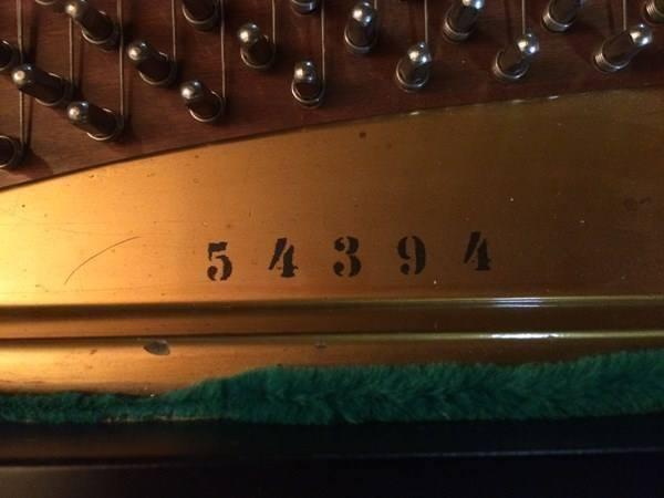 C. Mand-Coblenz Grand Piano Flügel Musik 4