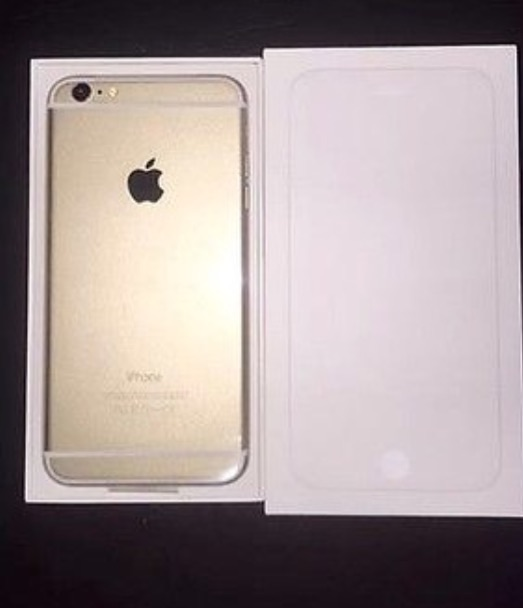 iPhone 6 128gb Gold Telefon & Navigation