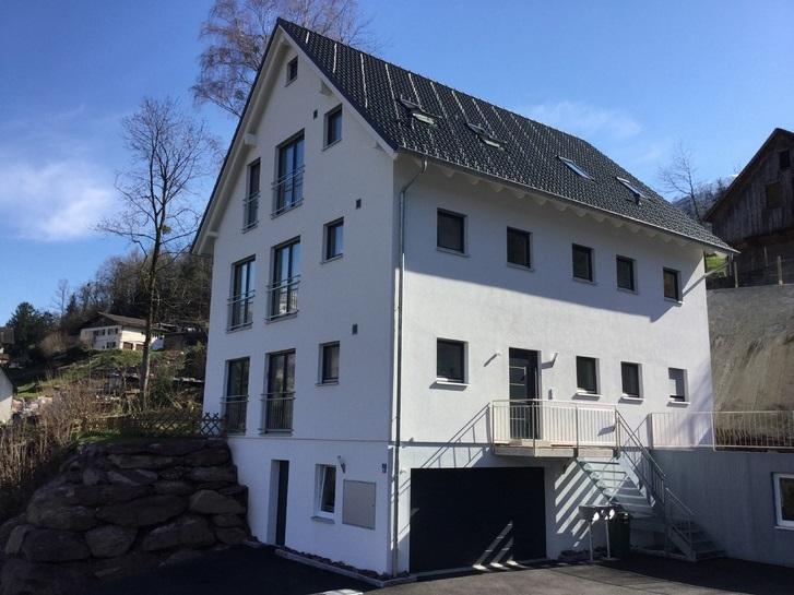 Neue 3 1/2 Zimmerwohnung Obere Rüschstrasse 3 8890 Flums Immobilien