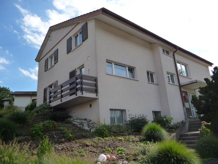 4.5 Zimmer Wohnung in 2-Familienhaus zu vermieten Immobilien 2