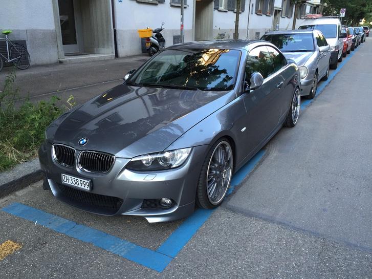 BMW 335 Cabrio (Dähler Edition) Fahrzeuge