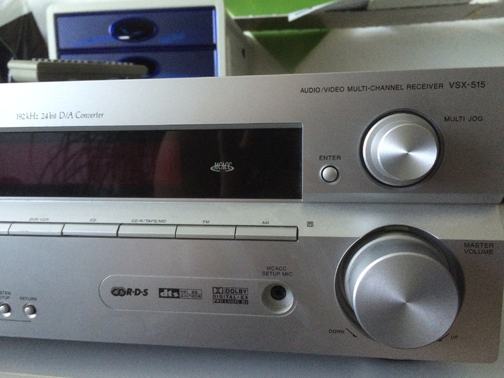 Pioneer VSX-515 Multi-Channel Receiver 5.1 TV & Audio
