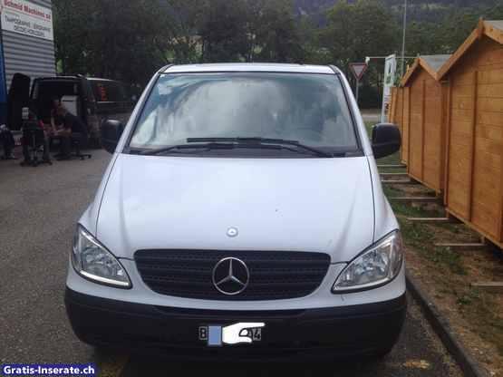 Mercedes vito 111 CDI jg 2009 Fahrzeuge