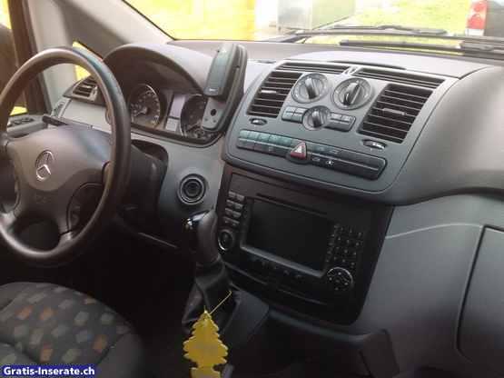 Mercedes vito 111 CDI jg 2009 Fahrzeuge 4