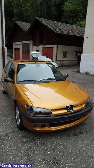 Peugeot 306 2.0 XSI Fahrzeuge
