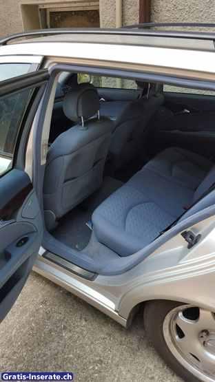 Mercedes E 320 CDI Fahrzeuge 3