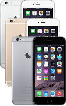 Apple iPhone 6 und iPhone 6 Plus Telefon & Navigation